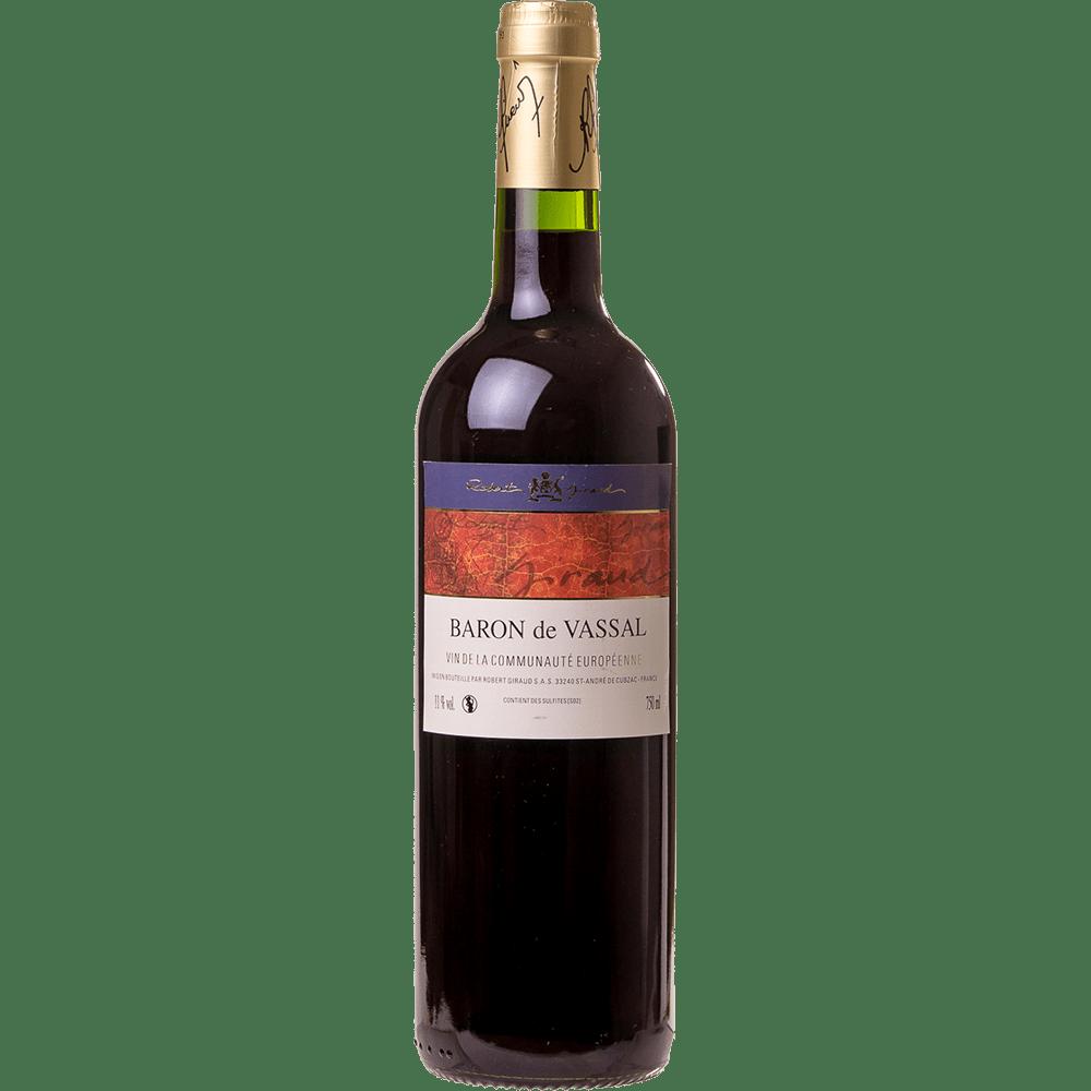 Baron-de-Vassal-Vin-de-Table-Rouge