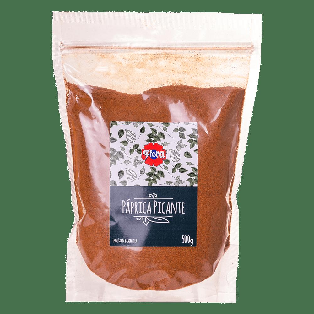 Paprica-Picante-Flora-Zip-500g