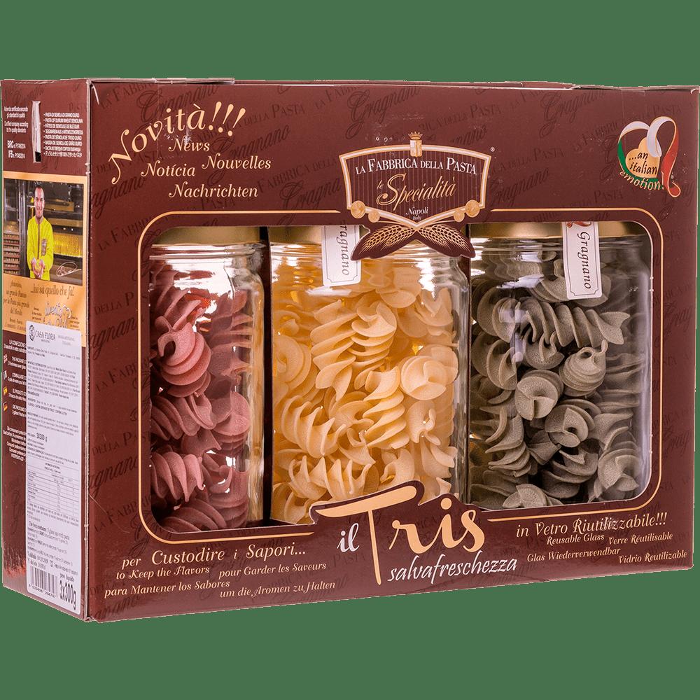 Macarrao-Italiano-Tris-Salvafreschezza-La-Fabbrica-Della-Pasta-Di-Gragnano-1kg