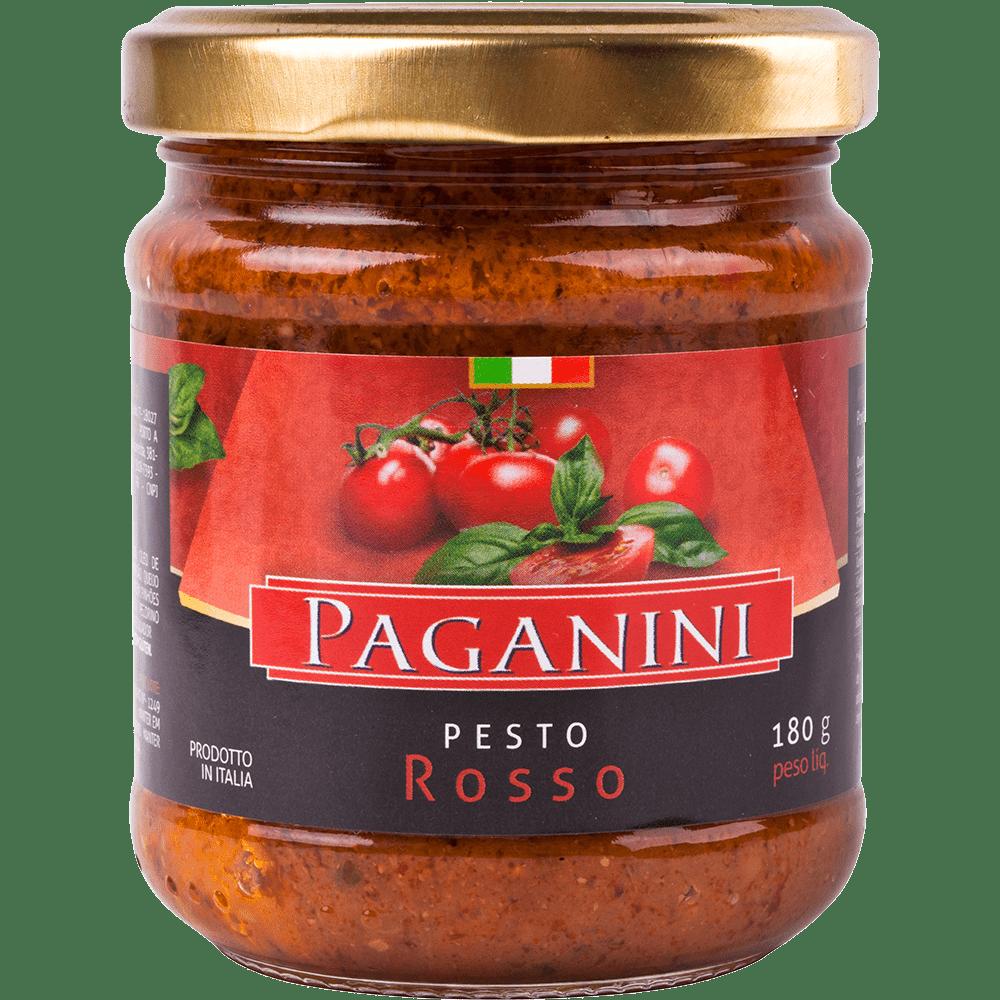 Molho-Italiano-Pesto-Rosso-Paganini-180g
