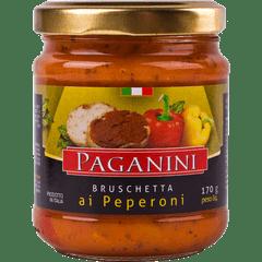 Antepasto-Italiano-Bruschetta-Peperoni-Paganini-170g
