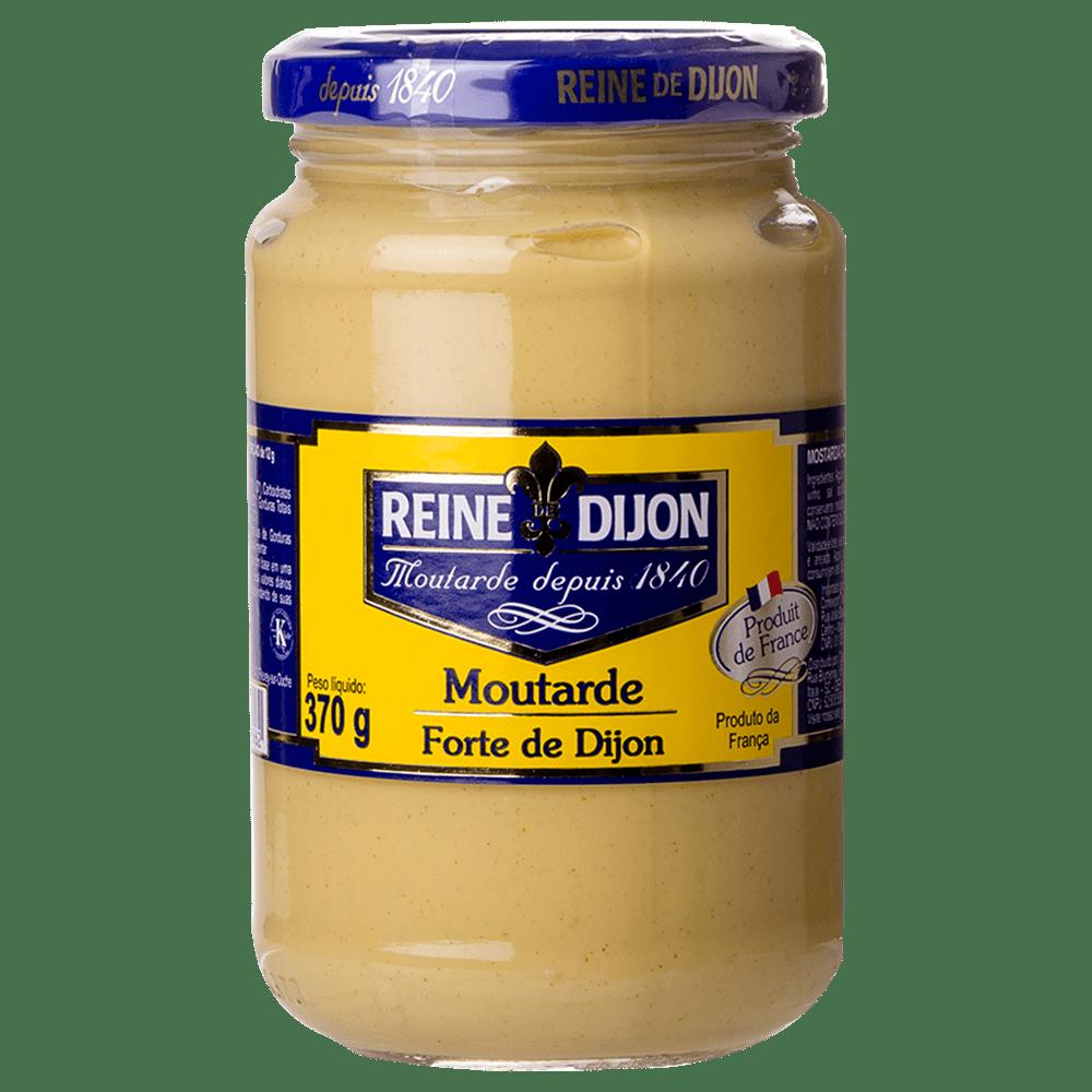 Mostarda-Francesa-Forte-Reine-De-Dijon-Vidro-370g