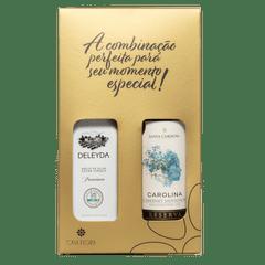 Kit-Vinho-Sta-Carolina-Reserva---Azeite-Evo-Premium-Deleyda-500ml
